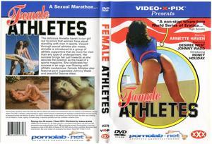 Female Athletes / Спортсментки (Leonard Kirtman (as Leon Gucci), IFII / VideoXPix) [1980 г., All Sex,Classic, DVDRip]
