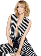 Delta Goodrem - InStyle March 2014 photoshoot