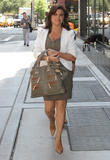 Тиффани Тиссен, фото 595. Tiffani Amber Thiessen seen out & about in New York City, july 19, foto 595