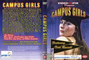 Campus Girls / Девочки Университетского Городка (Richard D Antoni, Sherpix / VideoXPix) [1973 г., All Sex,Classic, DVDRip]