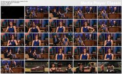 Emmy Rossum @ The Tonight Show w/Jay Leno 2013-01-22