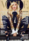 Gwen Stefani - Vogue - January 2013 (x3)