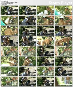 Japanese Exhibitionism and public outdoor sex 25