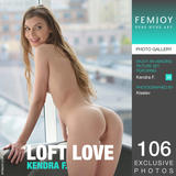 FemJoy.com 2017 01 18 Kendra F Loft Love