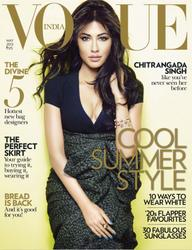 Читрангада Синх, фото 1. Chitrangada Singh Vogue India May 2012, foto 1