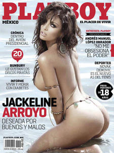 Jackeline Arroyo y Andrea Rincon – Playboy México y Argentina – Marzo 2012 [ PDF Full ] Foto 2